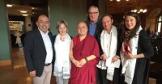 Hartnäckigkeit hilft: Freigelassener Tibeter im Bundeshaus